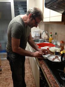 Hoy cocino con Cesc 2