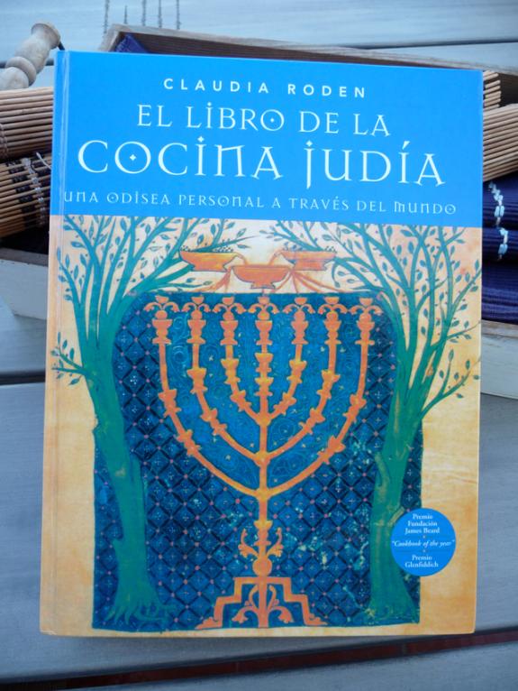 El libro de la cocina judía