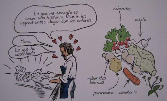 En la cocina con Alain Passard 2