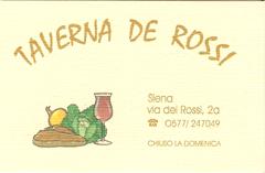 Taverna de Rossi